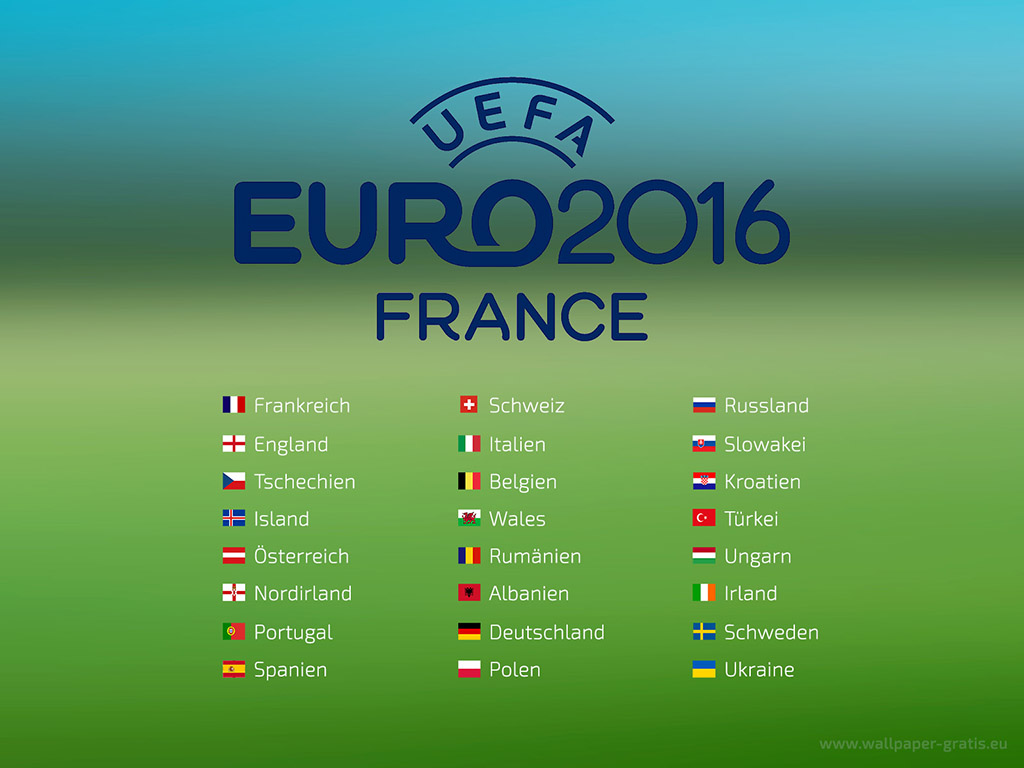euro2016 fu ball europameisterschaft 2016 teilnehmer. Black Bedroom Furniture Sets. Home Design Ideas