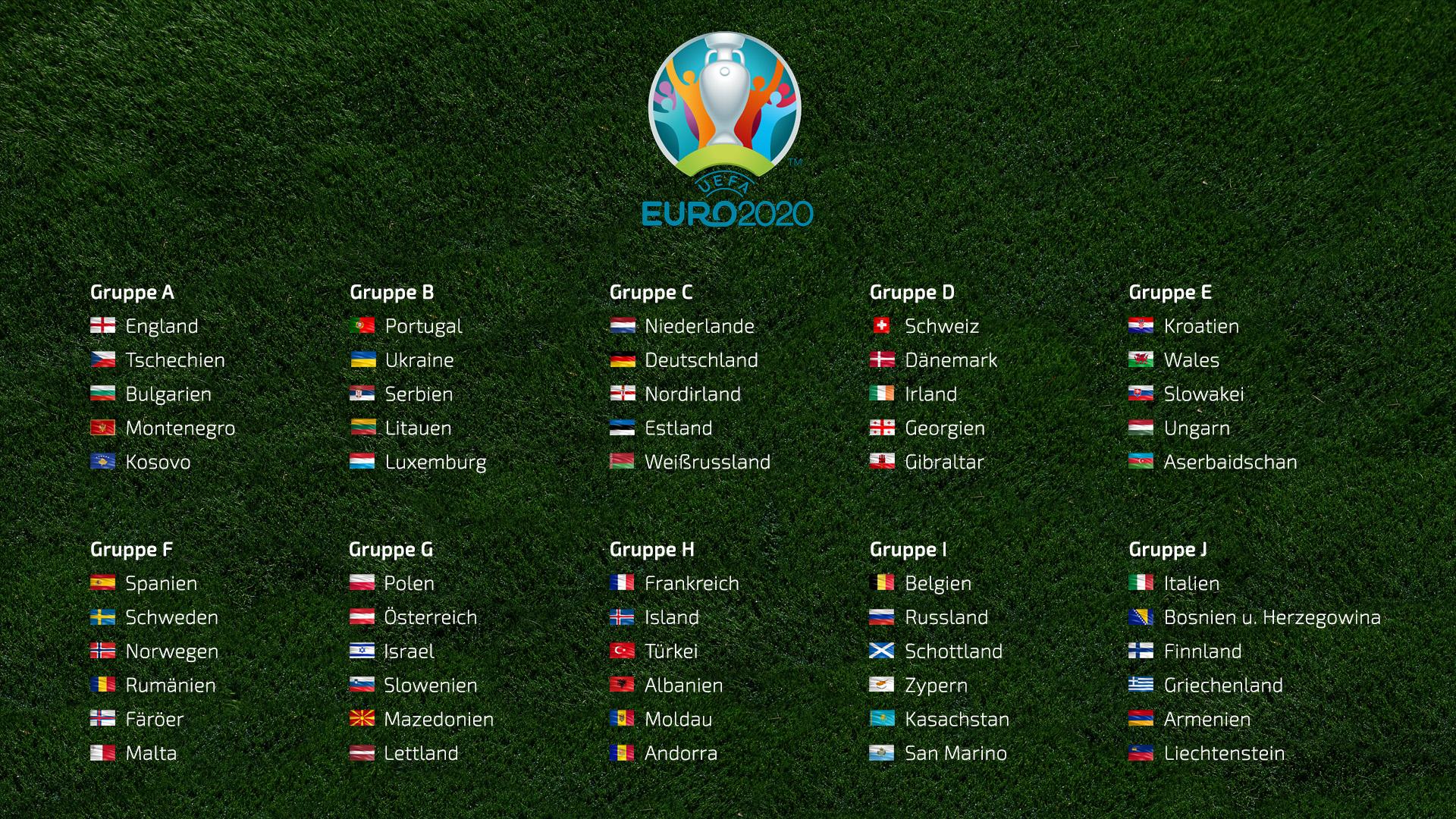 Euro 2020 Qualifikation