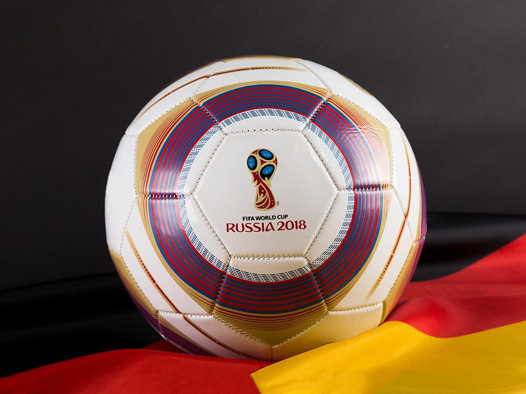 Wm 2018 Ball Deutsche Flagge 001 Hintergrundbild