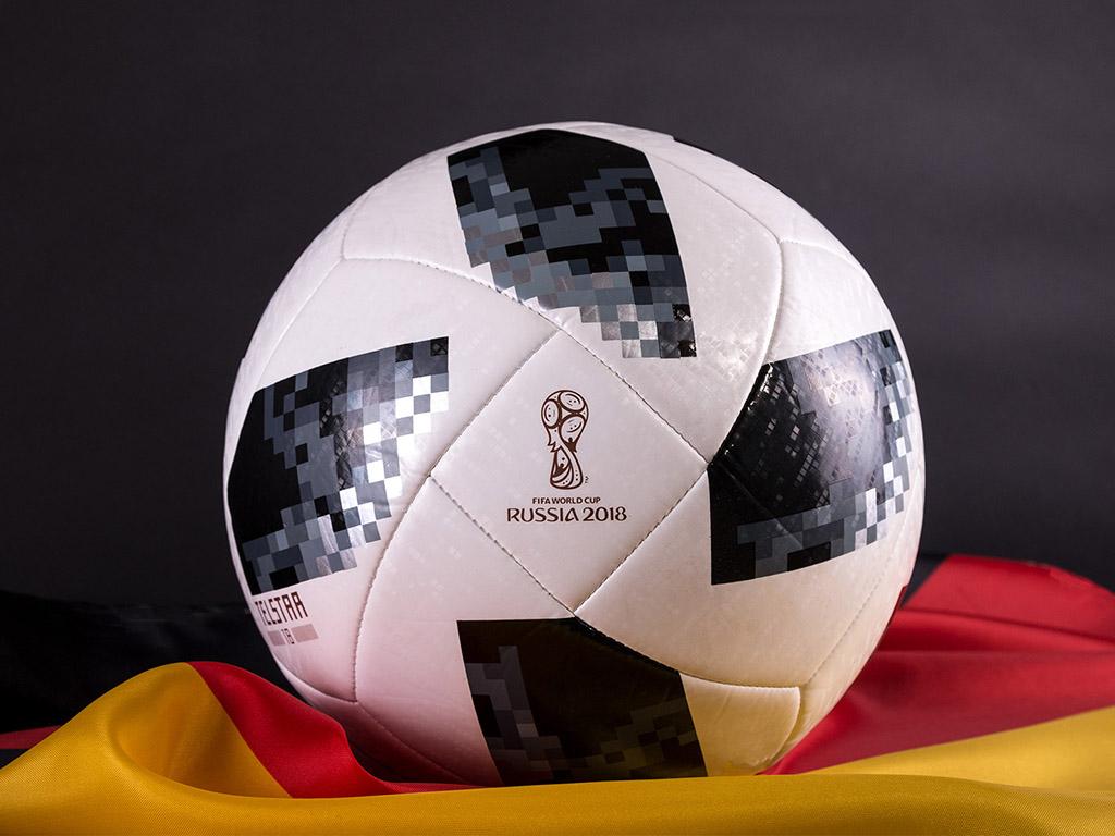 Wm 2018 Ball Deutsche Flagge 003 Hintergrundbild