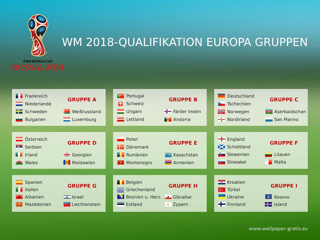 Wm Qualifikation 2018 Ergebnisse