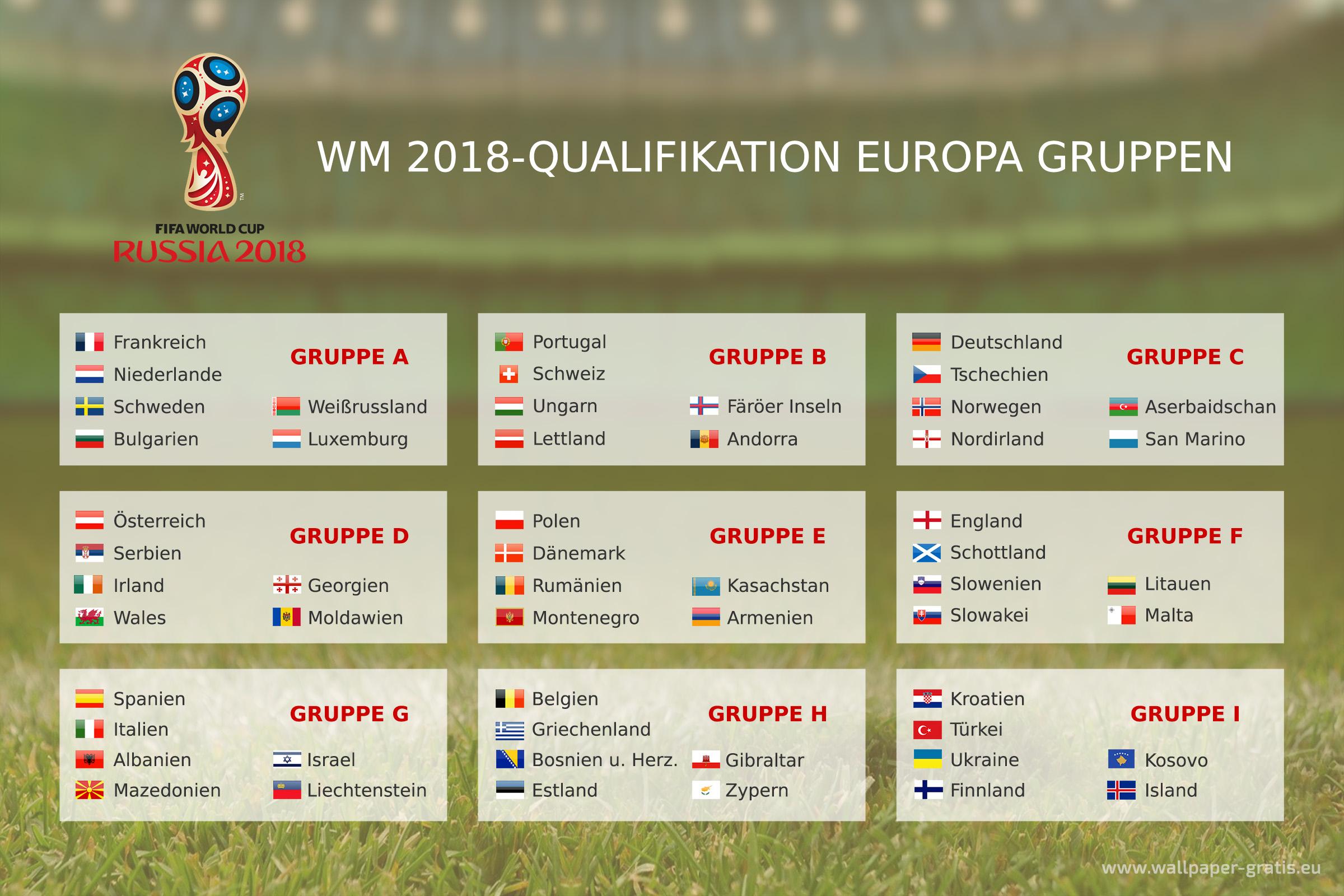 Wm Gruppe F Spielplan