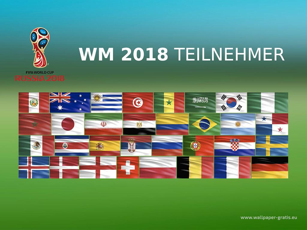 Wm Russland Teilnehmer