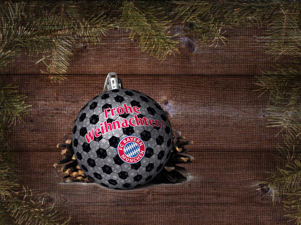 Frohe Weihnachten Whatsapp.Bundesliga Frohe Weihnachten 001 Hintergrundbild Whatsapp