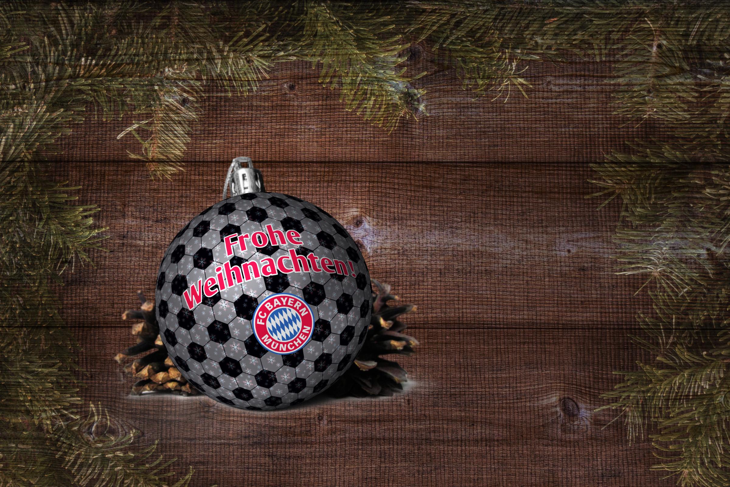 Bundesliga: Frohe Weihnachten! - Bilder