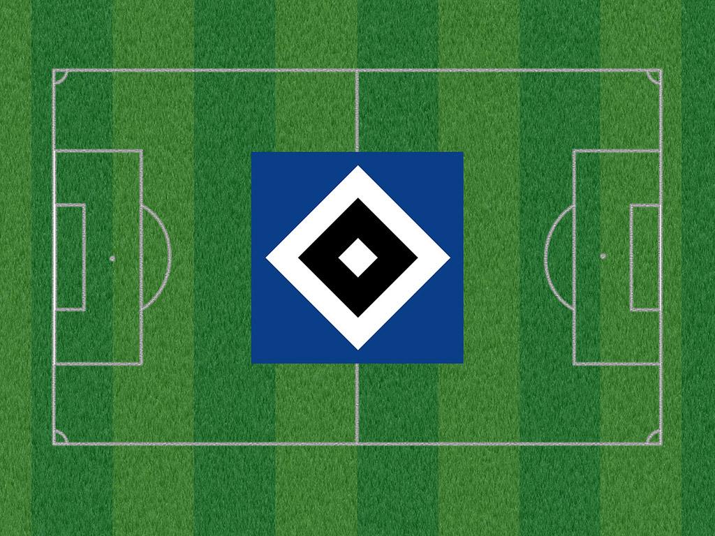 Bundesliga Fussballfeld