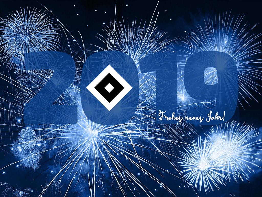 Bundesliga: Frohes neues Jahr 2019! - Fussball