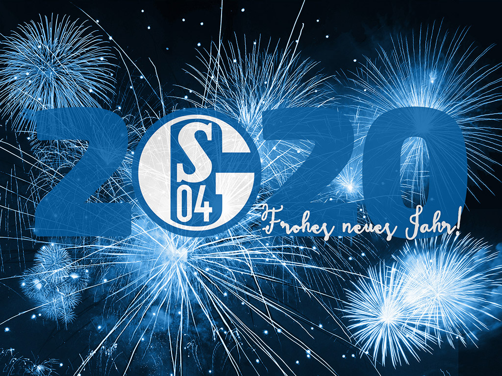 Bundesliga: Frohes neues Jahr 2020! - Fussball