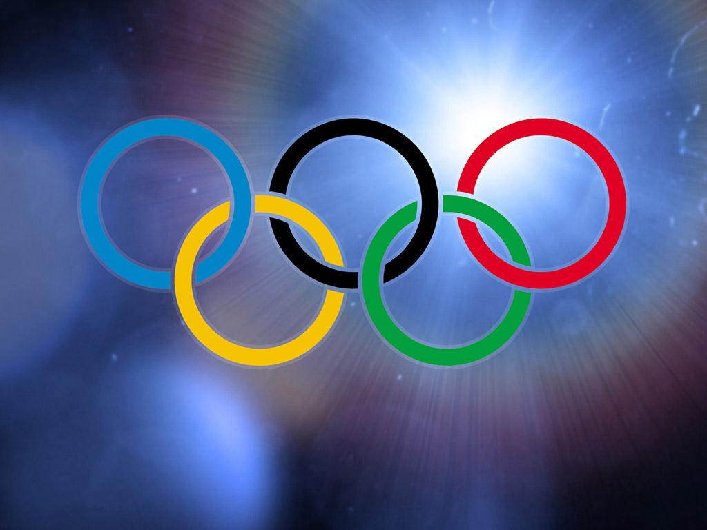 Farben Der Olympischen Ringe