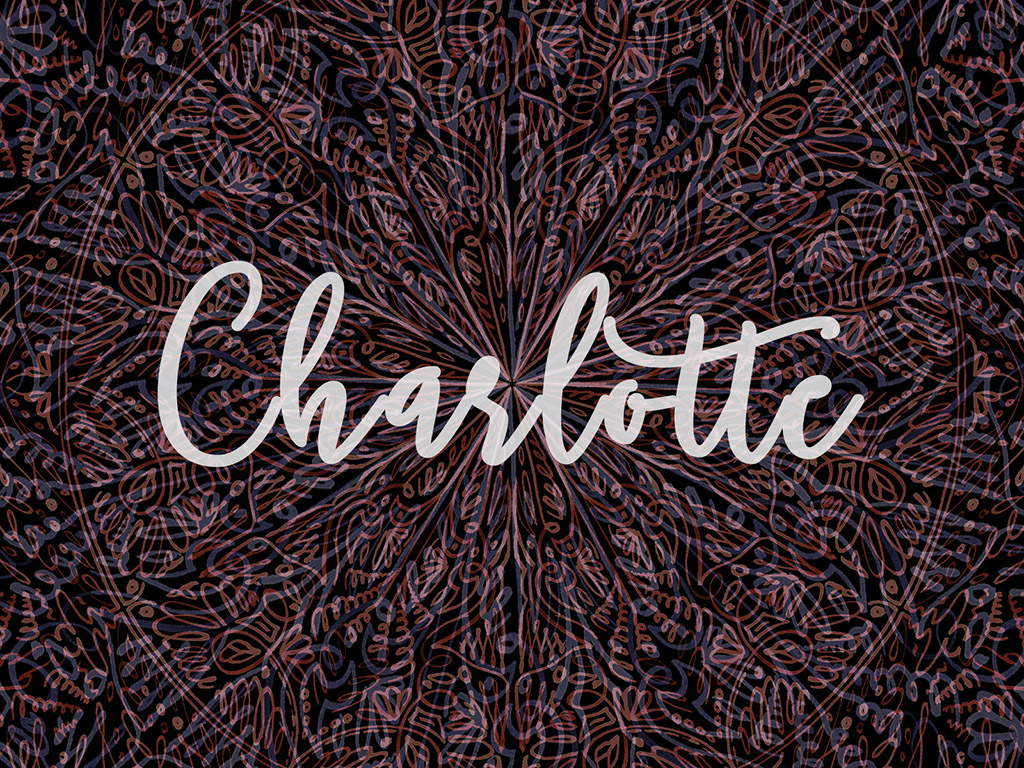 Beliebter Vorname / Mädchen - Charlotte