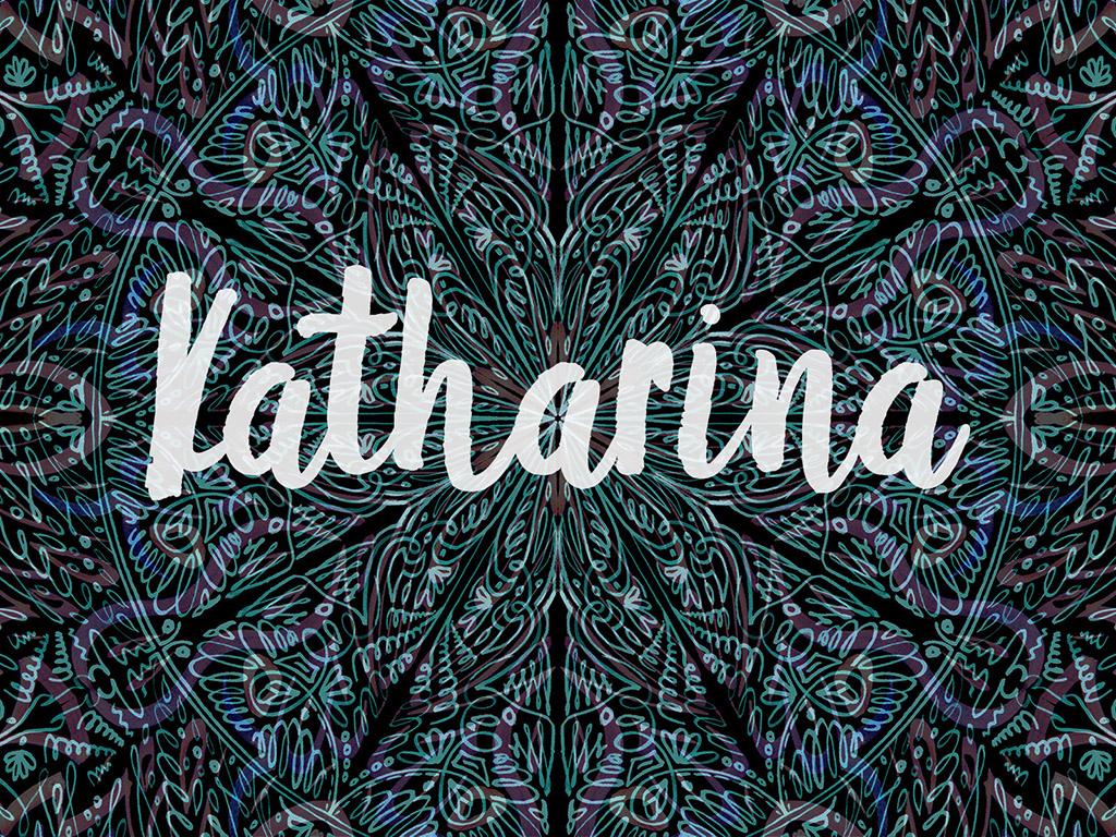 Beliebter Vorname / Mädchen - Katharina