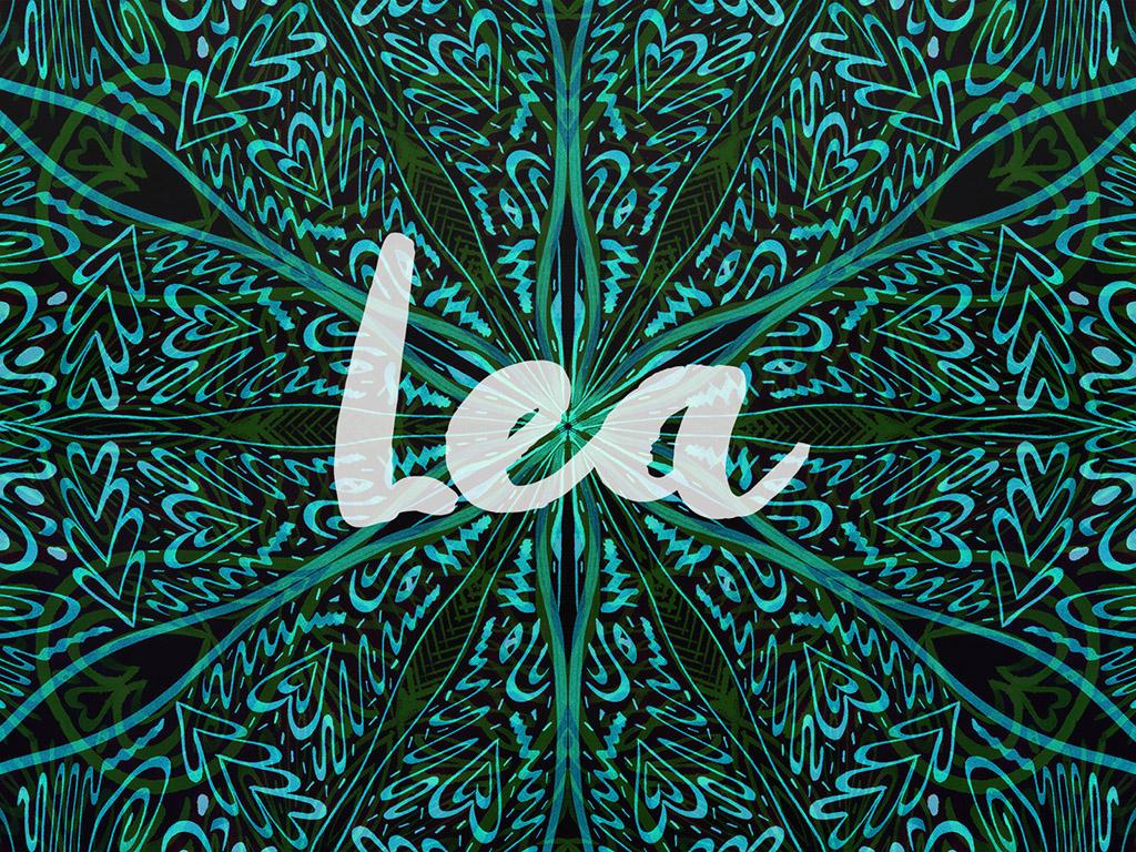 Beliebter Vorname / Mädchen - Lea