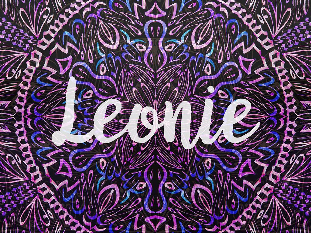 Beliebter Vorname / Mädchen - Leonie