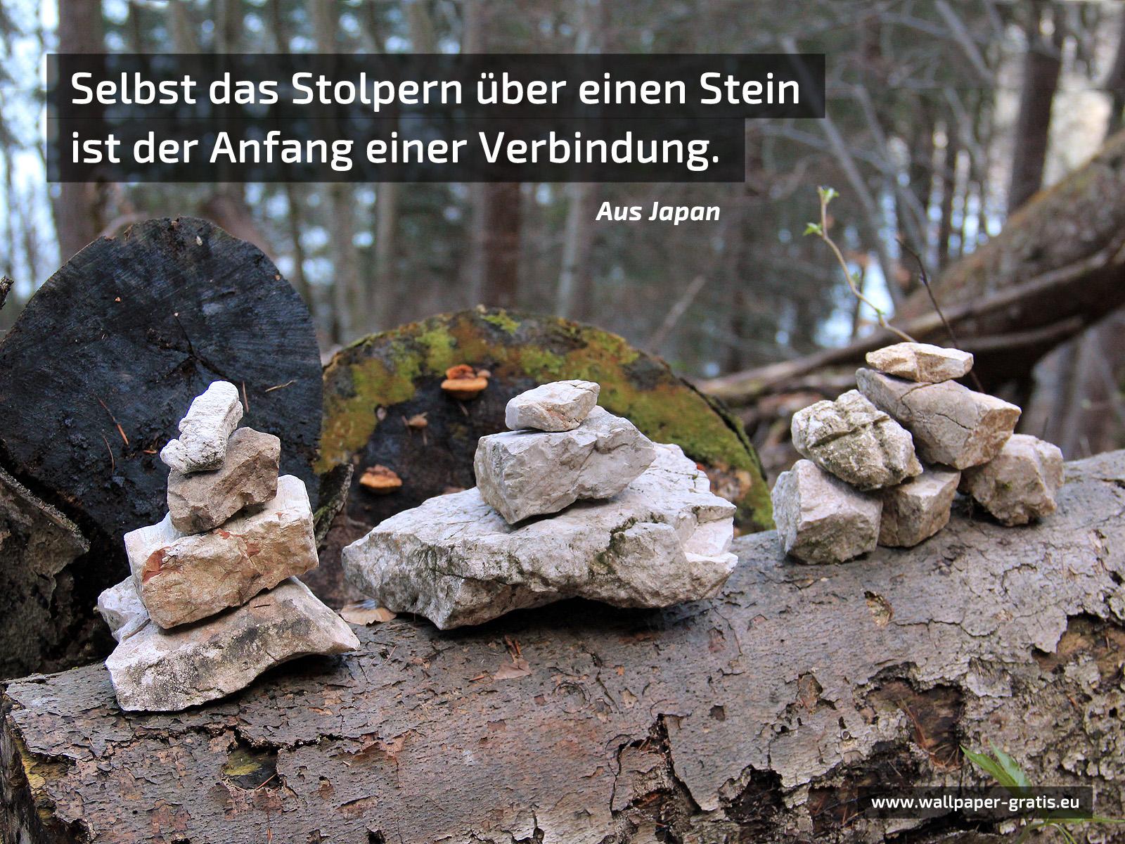 Sprüche Steine | Spruche Mit Bildern Zum Nachdenken Kostenlose Hintergrundbilder